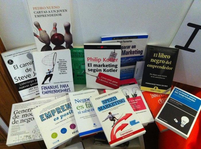 Libros emprendedores
