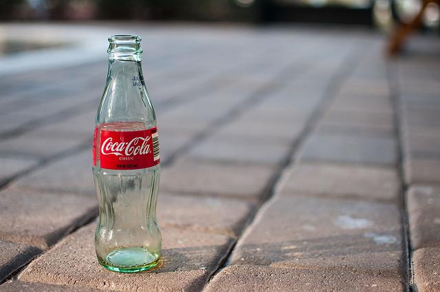 Coca Cola Diseño Industrial