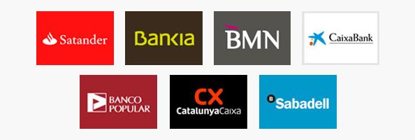 Logotipos de Bancos